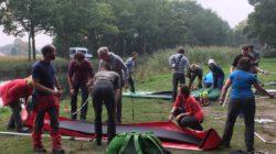 Bergans teambuilding kano