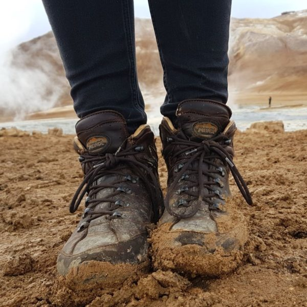 Schoenen zand